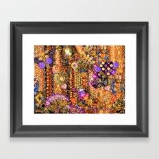 Maroccan Magic Framed Art Print