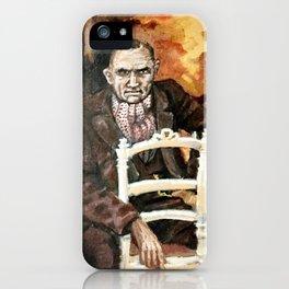 Sickert iPhone Case