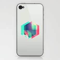 hyx^gyn iPhone & iPod Skin