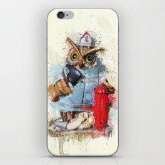FireOwl iPhone & iPod Skin