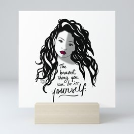 Sophie - Love Yourself Collection Mini Art Print