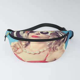 Pin-Up Girl Pose Fanny Pack