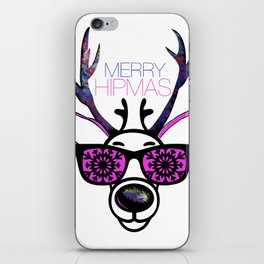 MERRY HIPMAS / DEER iPhone Skin