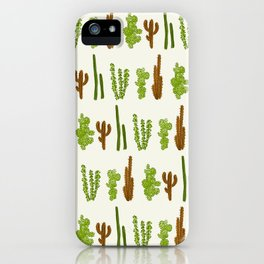 Palo Cactus iPhone Case