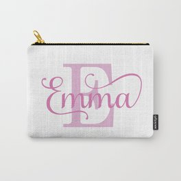Emma - Girls Name Carry-All Pouch