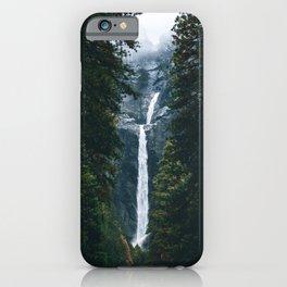 Yosemite Falls - Yosemite National Park, California iPhone Case