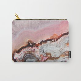 Spring Agate Carry-All Pouch
