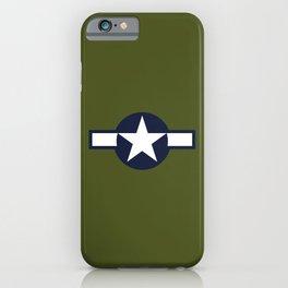 U.S. Army Air Force iPhone Case