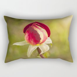 The Rose Rectangular Pillow