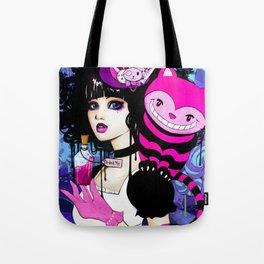 Alice Returns to Wonderland Tote Bag