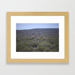 Cederberg Mountains I Framed Art Print