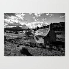 Glen Hope Canvas Print
