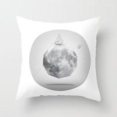 Luna II Throw Pillow