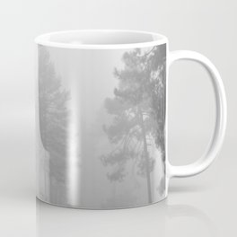 Foggy morning. Wander Coffee Mug