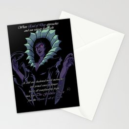 Nox (7 Lords of Fear) Stationery Cards