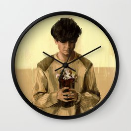 The End of the F***ing World (James) Wall Clock