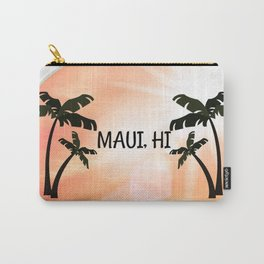 Maui, Hawaii Sunset Carry-All Pouch