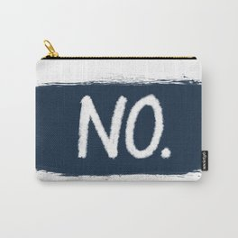 No. Carry-All Pouch