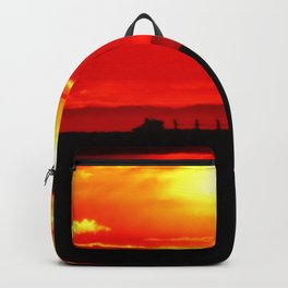 Ship under the Sun Backpack