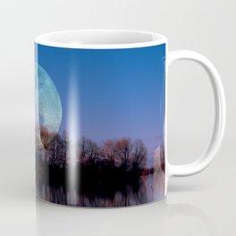 Luna arborum a tergo Coffee Mug