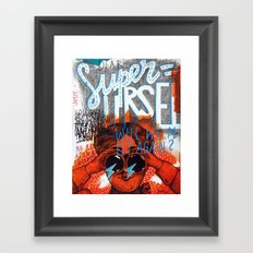 Superursel Framed Art Print