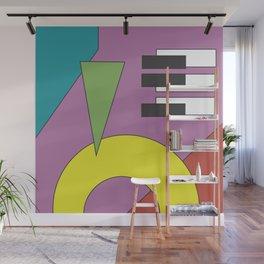 Gemetric Pop IX Wall Mural
