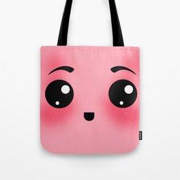 smiley kawaii Tote Bag