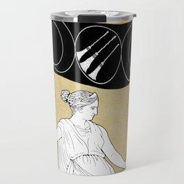 Goddess of Resistance Travel Mug