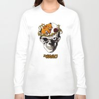 berserk Long Sleeve T-shirts featuring Skull Knight by MOLTA