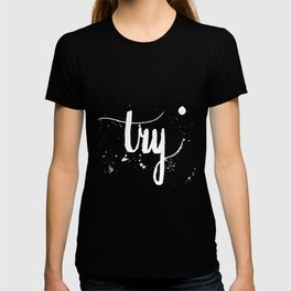 Try T-shirt