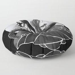 Siren Moon Floor Pillow