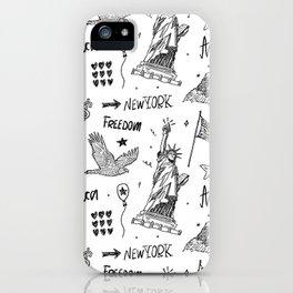 America art#2 iPhone Case