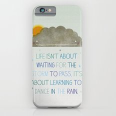Dance in the Rain iPhone 6 Slim Case
