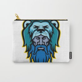Hercules Wearing Lion Skin Mascot Carry-All Pouch
