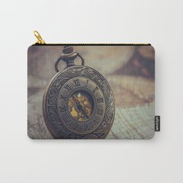 Back In Time Carry-All Pouch