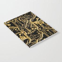 Techno Organic  Notebook