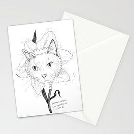Catffodil Stationery Cards