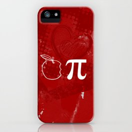 Apple Pie - Cherry Vodka iPhone Case