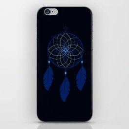 The Blue Dreamcatcher iPhone Skin