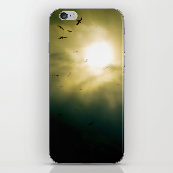 Wings Eternal iPhone & iPod Skin