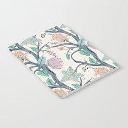 botanical pastel Notebook