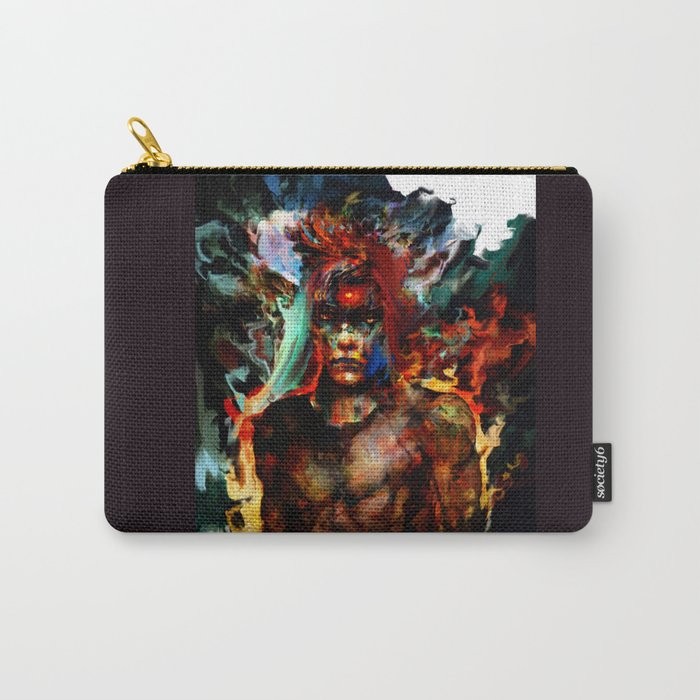 indian spirit Carry-All Pouch