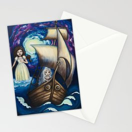 To Sail You Home Stationery Cards