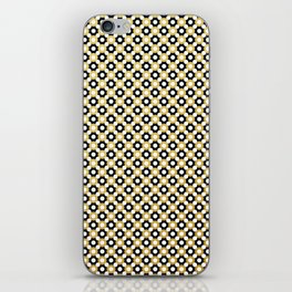 Dots pattern iPhone Skin