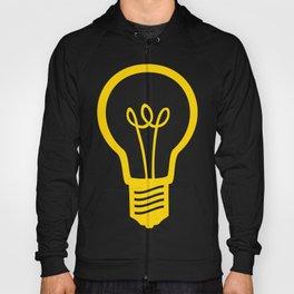 Yellow Lightbulb Hoody