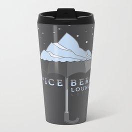 The Iceberg Lounge Metal Travel Mug