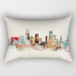 miami florida Rectangular Pillow