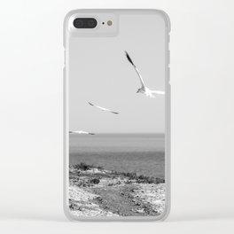 Fou de Bassan #1 Clear iPhone Case