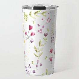 Berry Bouquet Travel Mug