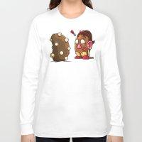 potato Long Sleeve T-shirts featuring Potato Potaato by Artistic Dyslexia